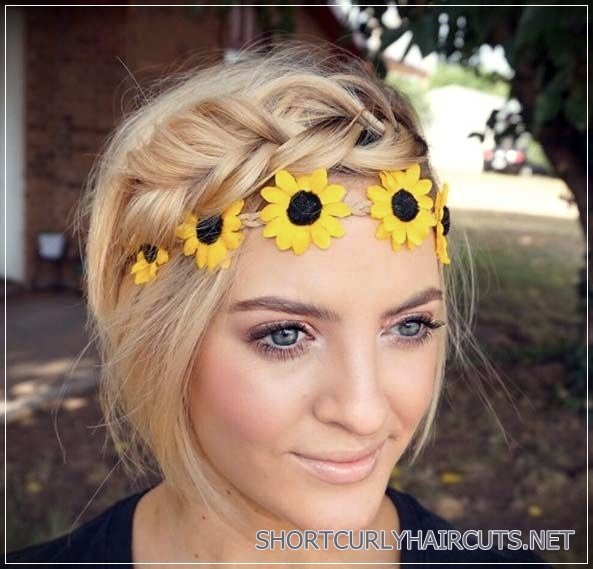 12 Stunning Short Hairstyles for Weddings - stunning short hairstyles for weddings 15