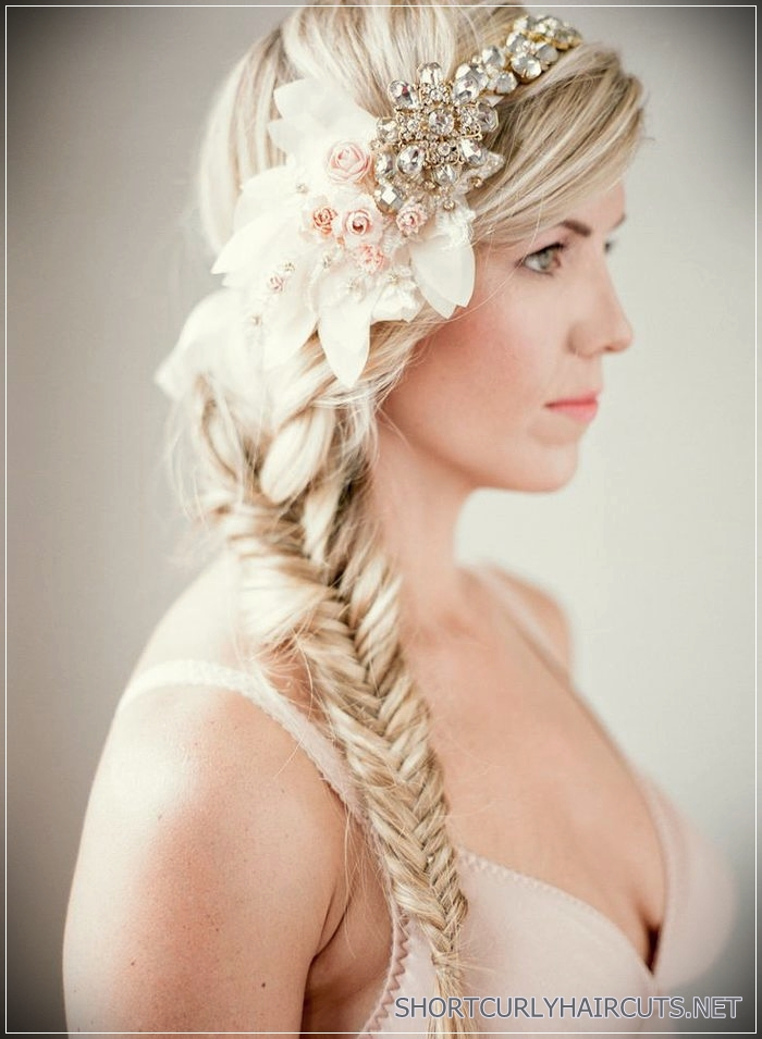 12 Stunning Short Hairstyles for Weddings - stunning short hairstyles for weddings 5
