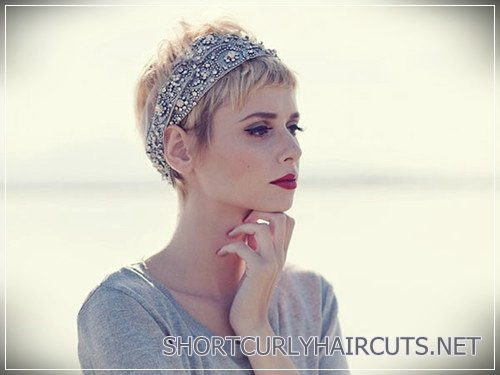 12 Stunning Short Hairstyles for Weddings - stunning short hairstyles for weddings 9