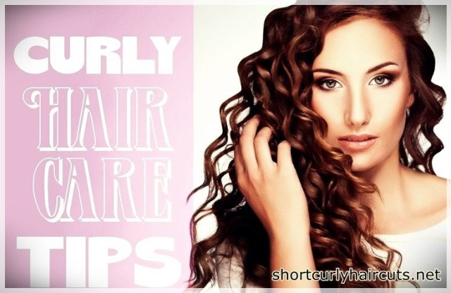 Care for Curly Hair