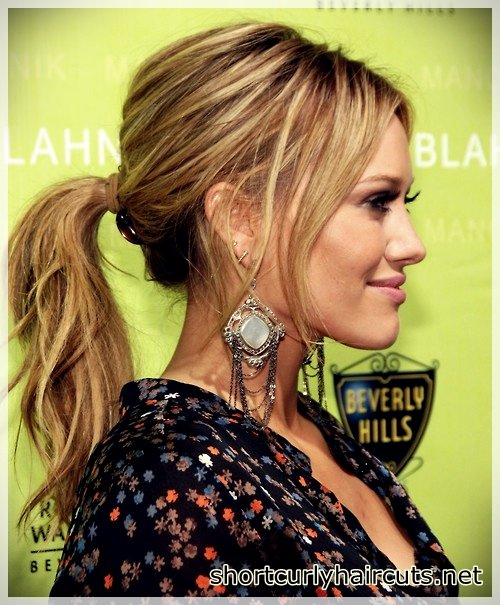 easy and quick hairstyles 5 - Easy and Quick Hairstyles You Will Seen New