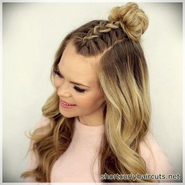 Easy and Quick Hairstyles You Will Seen New - easy and quick hairstyles 7