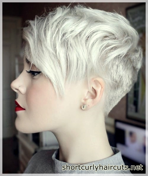 Edgy Short Hairstyles and Cuts - edgy short hairstyles and cuts 10