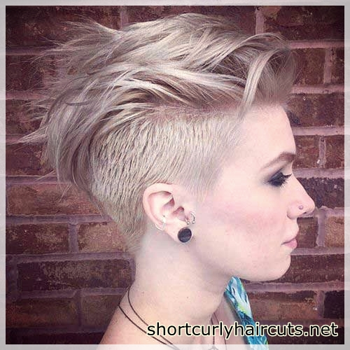 Edgy Short Hairstyles And Cuts 2 Short And Curly Haircuts