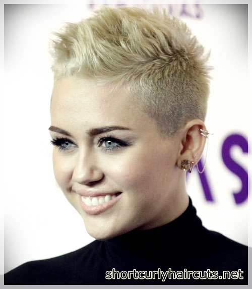edgy short hairstyles and cuts 4 - Edgy Short Hairstyles and Cuts