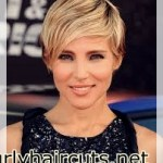 Short Overstrung Pixie Cut