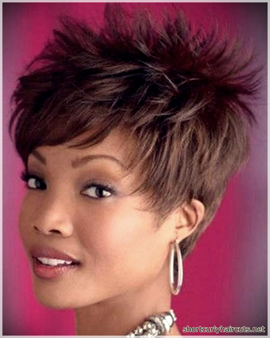 Best Pixie Haircuts For Round Faces Short And Curly Haircuts