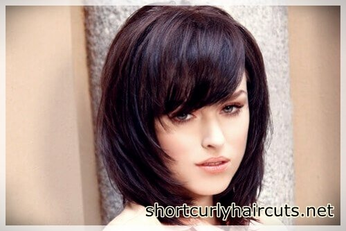 short haircuts with bangs 13 - Trend Short Haircuts with Bangs