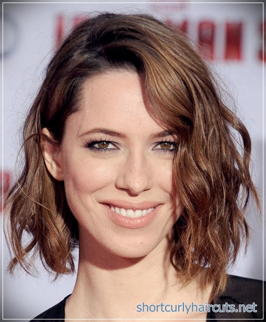 The Most Accurate Cutting Models for Wavy Hair - wavy hair 10