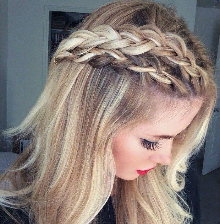 cute hairstyles for straight hair 6 - Cute Hairstyles for Straight Hair
