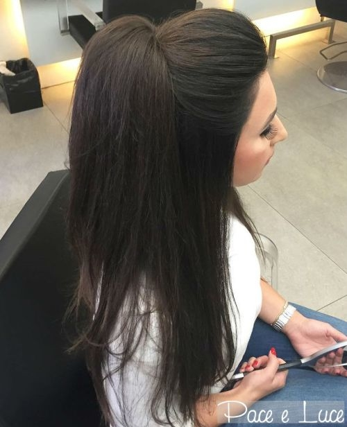 cute hairstyles for straight hair - Cute Hairstyles for Straight Hair