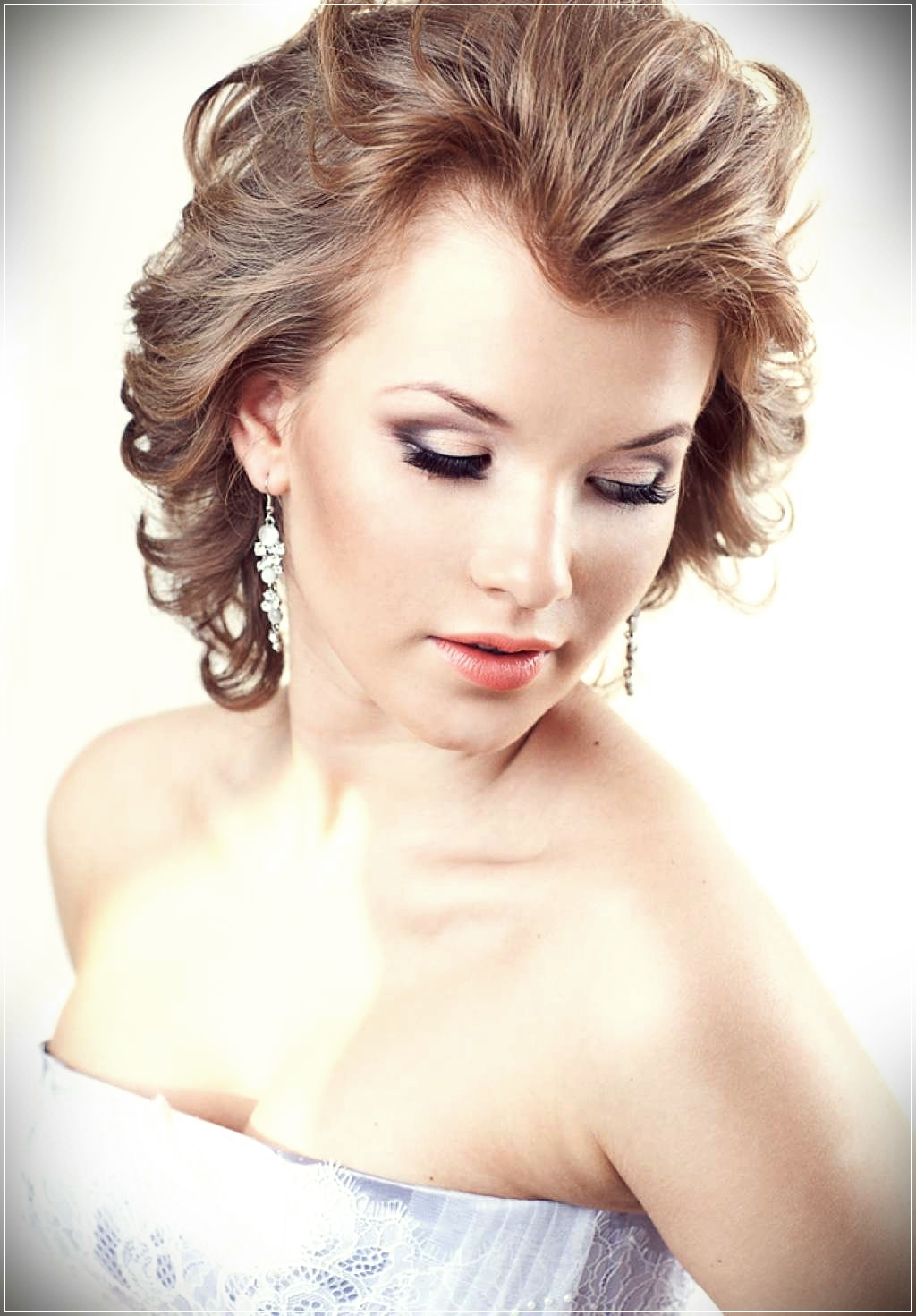 prom hairstyles for short hair 3 - Choose the perfect hairstyle for your short hair