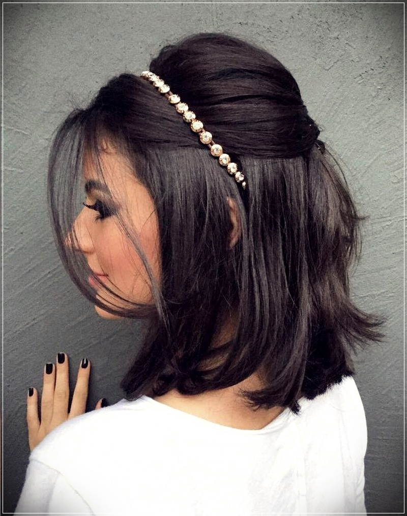 prom hairstyles for short hair 7 - Choose the perfect hairstyle for your short hair