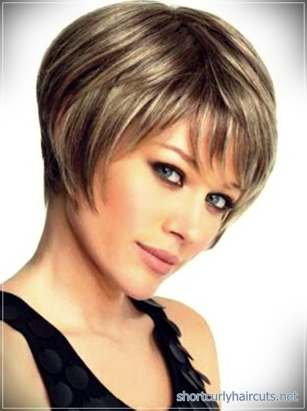 Look Out for the Fashionable and Trendy Short Haircuts 2018 - short haircuts 2018 5