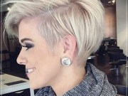 short haircut for fine hair