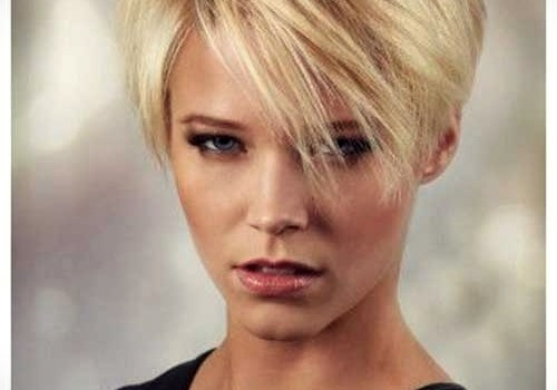 Short Haircuts for Fine Hair Will Dramatically Change Your Apperance - short haircuts for fine hair 2