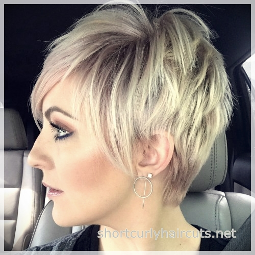 Which Short Hairstyles 2018 Will You Opt For? - short hairstyles 2018 13
