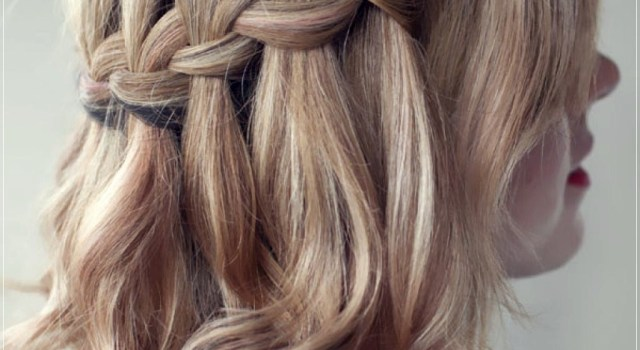 Some cute braids for short hair - braids for short hair 12
