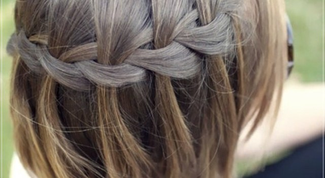 Some cute braids for short hair - braids for short hair 13