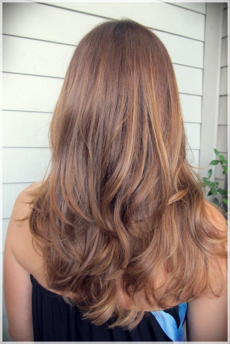 caramel brown hair color ideas 2 - Rocking caramel brown hair color