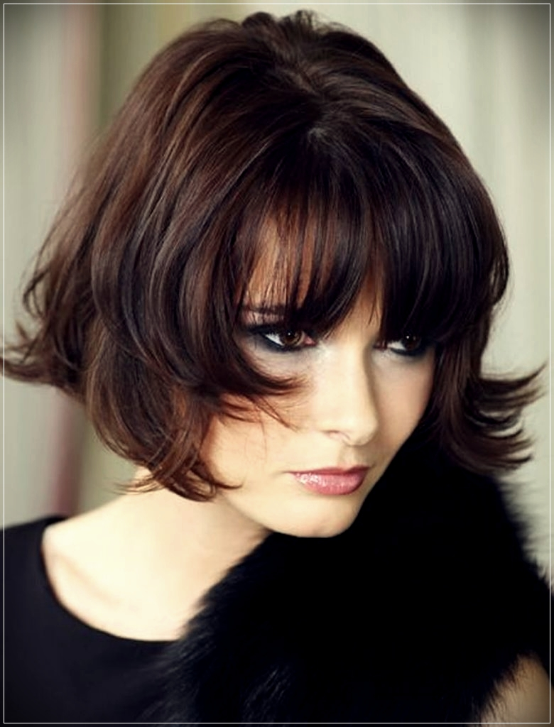 Different types of hairdos for mid length hair  - hairdos for mid length hair 4