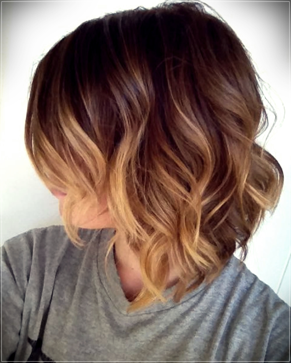 ombre hair ideas for short hair 5 - Some useful ombre hair ideas for short hair