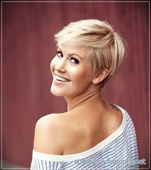 Give a Total Transformation to Your Looks with The Pixie Haircuts for Short Hair - pixie haircuts for short hair 7