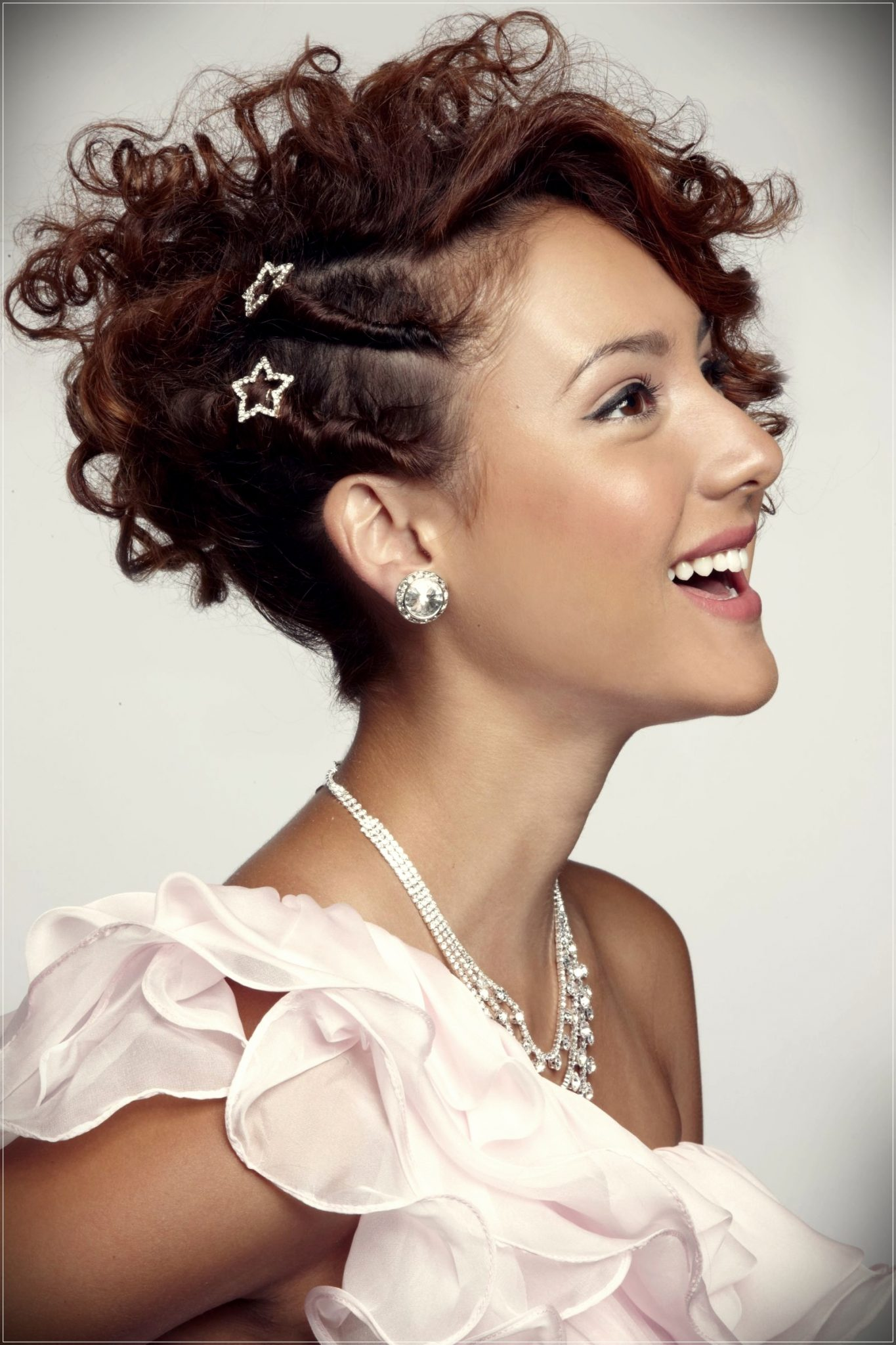 prom hairstyles for short hair 13 - Choose the perfect hairstyle for your short hair