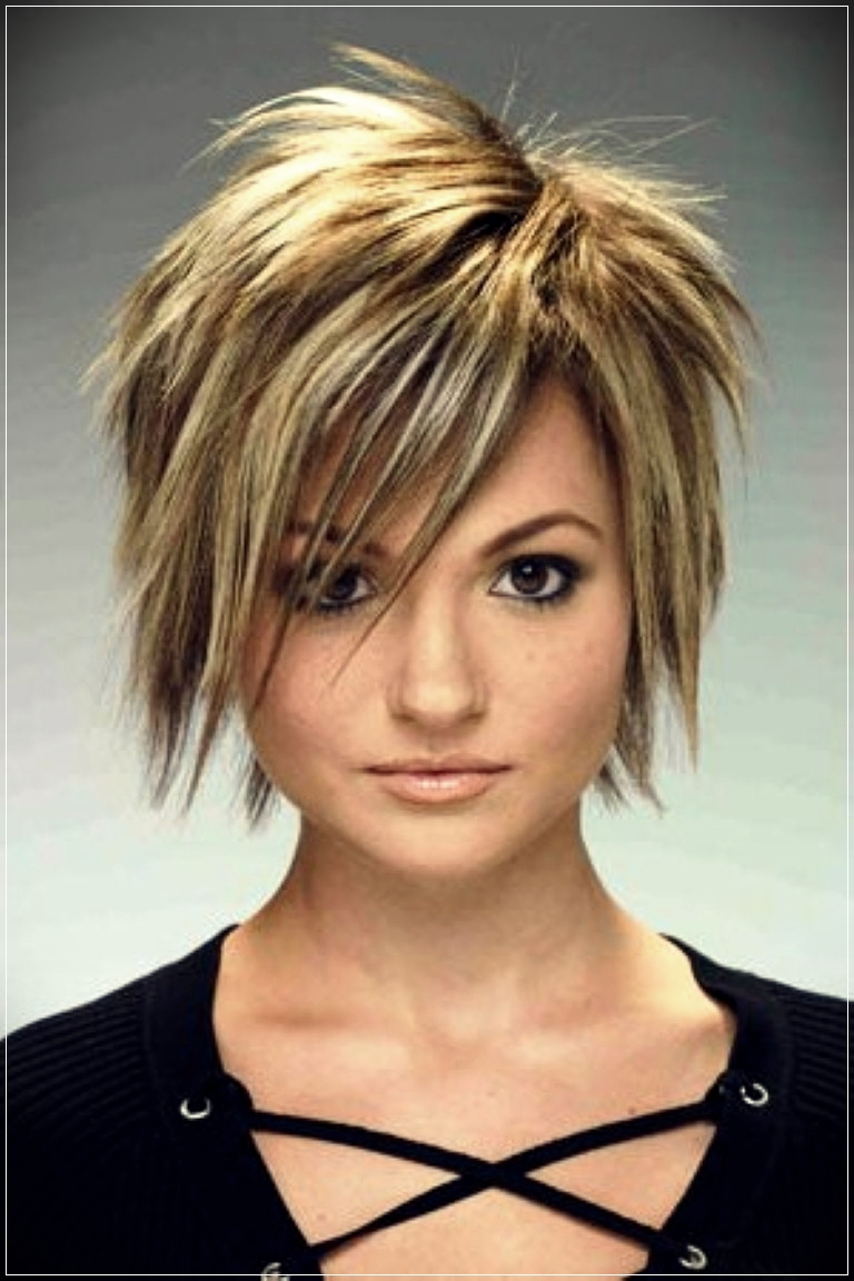 Different types of short layered hairstyles - short layered hairstyles 5