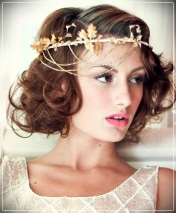 updos for short hair 5 - Different types of updos for short hair
