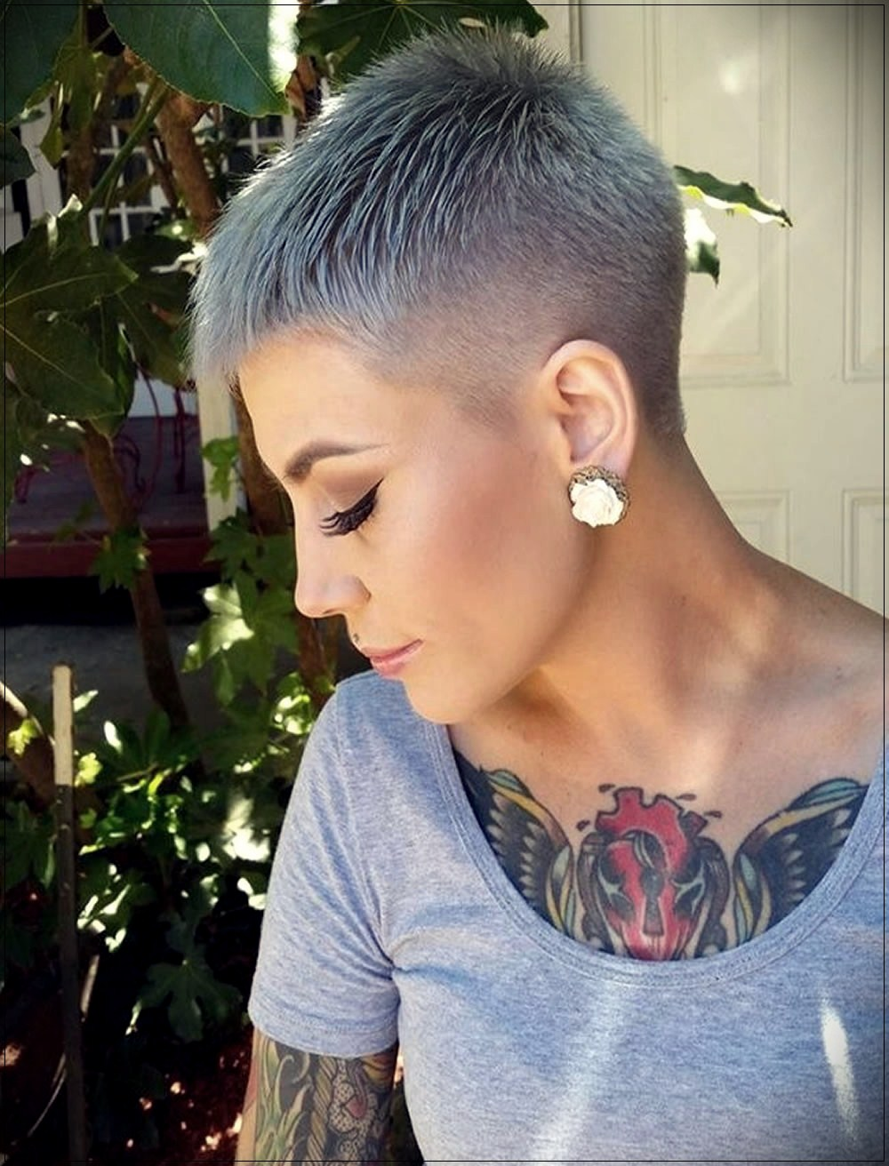 Pixie cuts for 2018 are what are in! - Pixie cuts for 2018 12