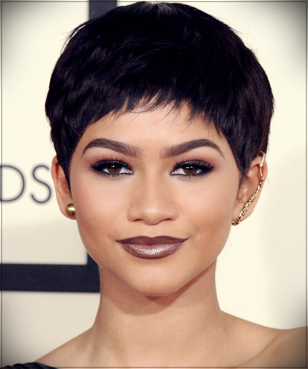 Pixie cuts for 2018 are what are in! - Pixie cuts for 2018 4