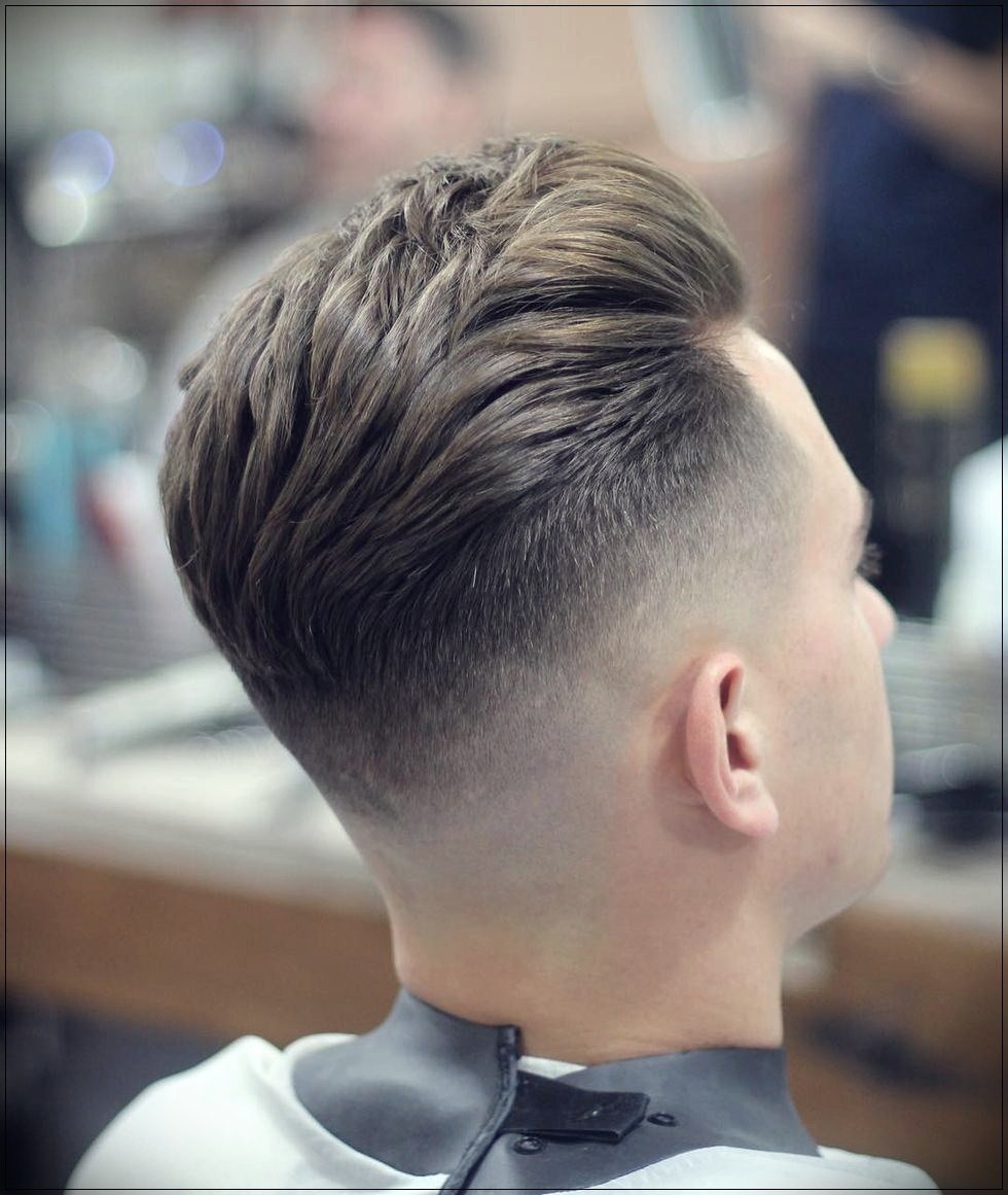 Short haircuts for men in 2018 11 - Sport these Short Haircuts for men in 2018