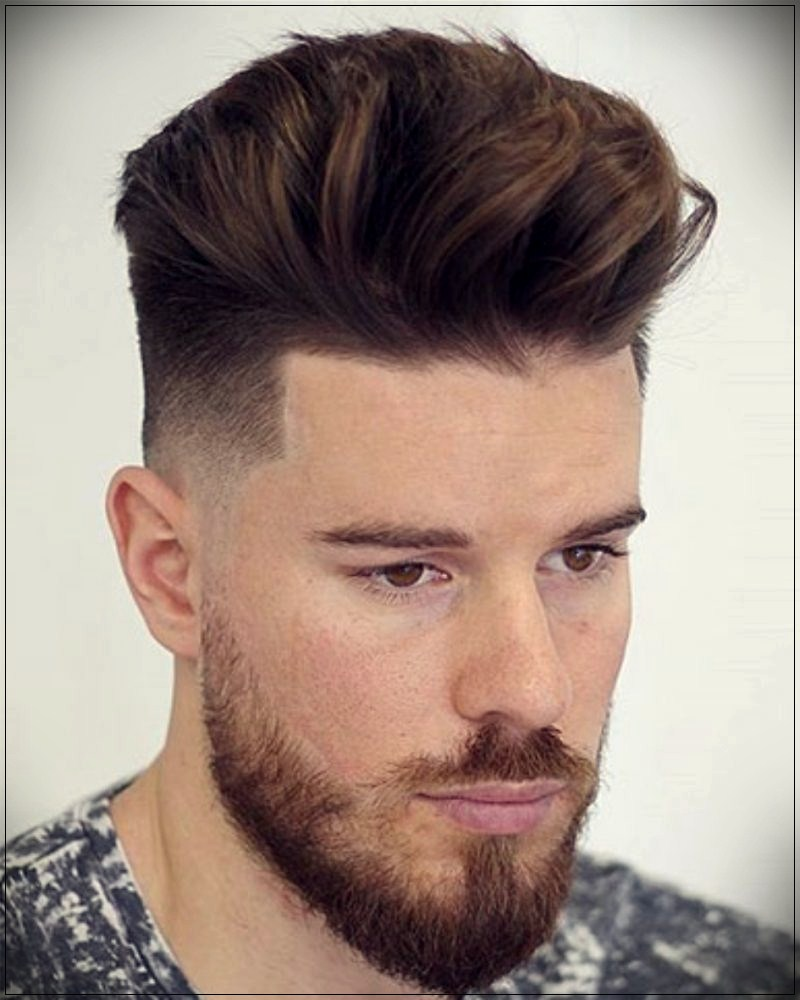 Short haircuts for men in 2018 14 - Sport these Short Haircuts for men in 2018