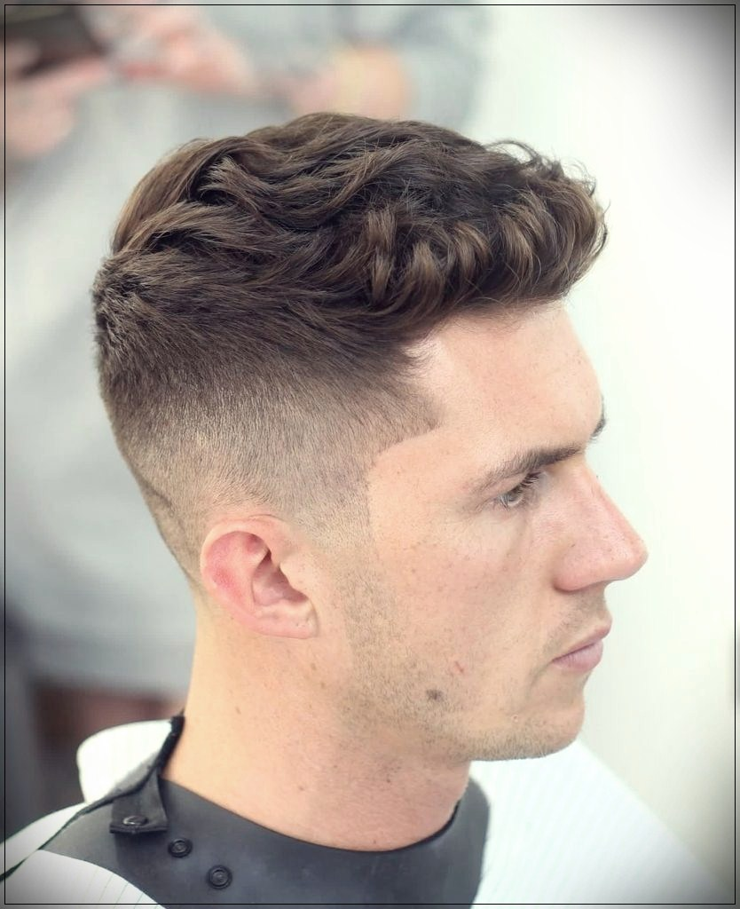 Short haircuts for men in 2018 4 - Sport these Short Haircuts for men in 2018