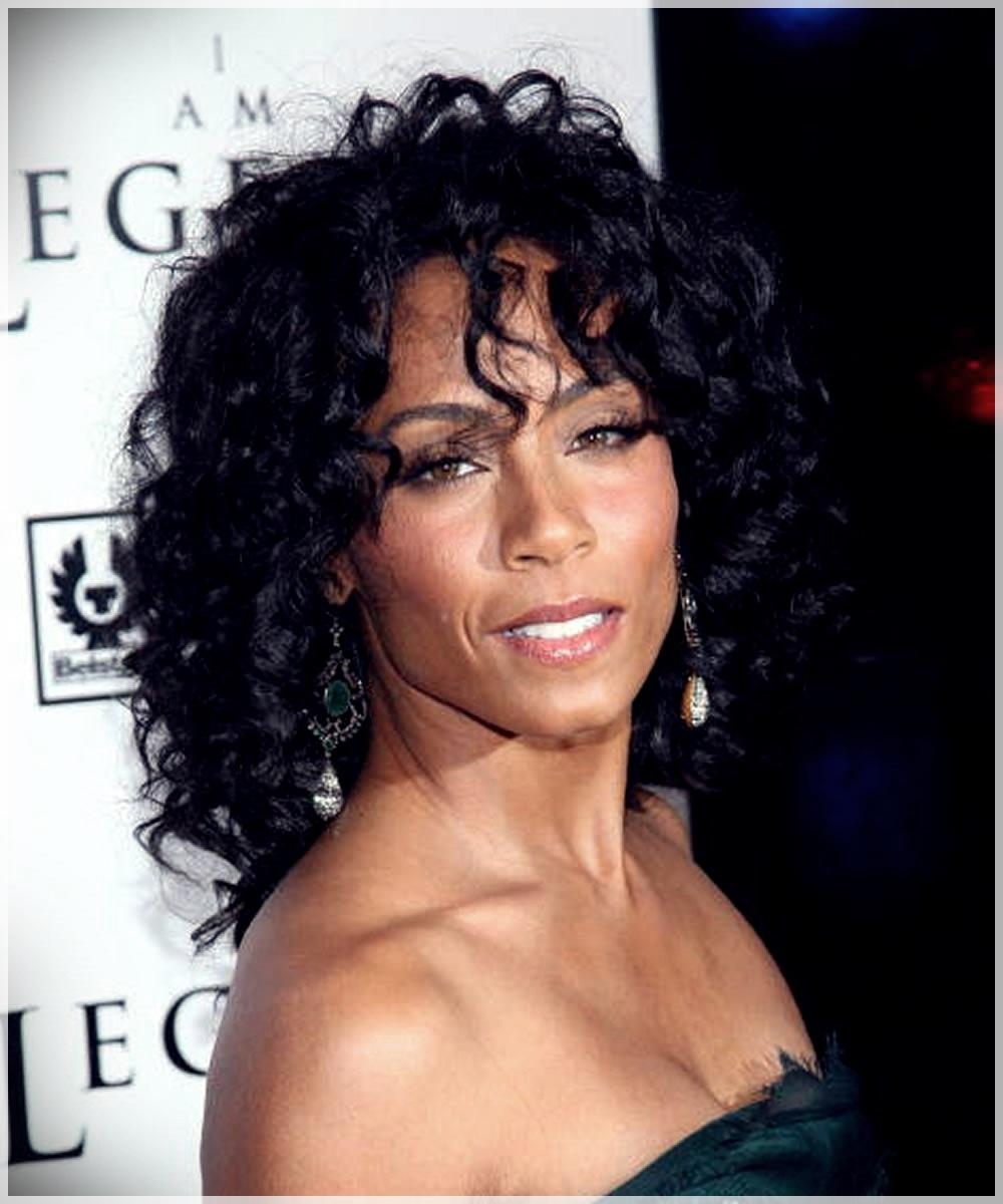 Top 15 Hairstyles for Black Women 2019 - Medium Length Hairstyles for black women 2019 1
