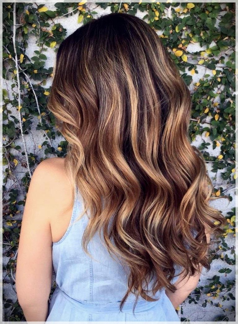 caramel brown hair color ideas 7 - Rocking caramel brown hair color