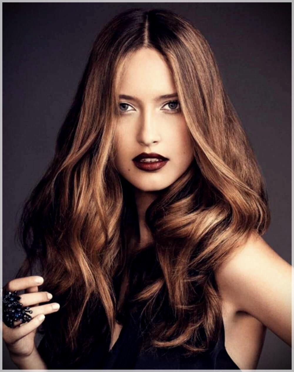 caramel brown hair color ideas 9 - Rocking caramel brown hair color