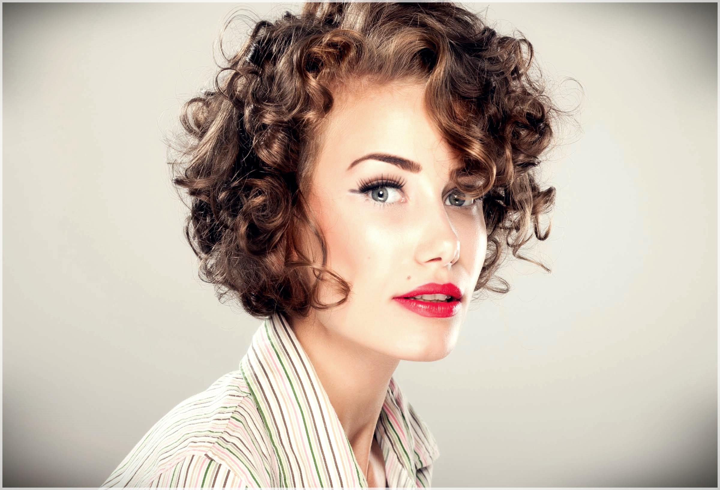 There Are Some Wonderful Short Wavy Haircuts For Ladies To Give A