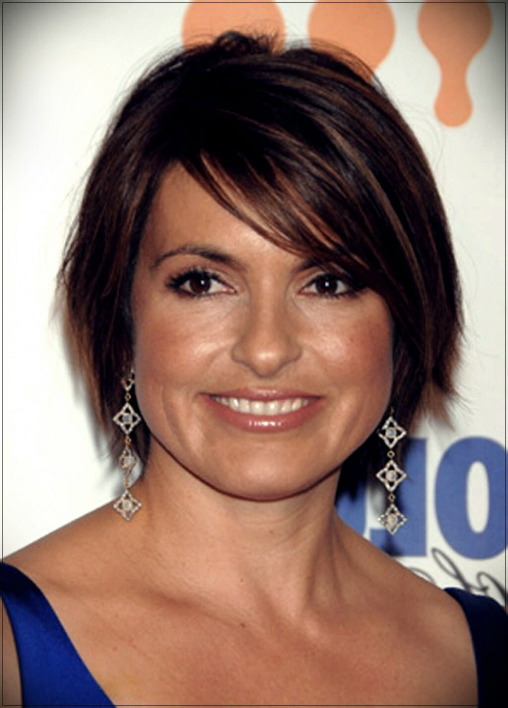 short hairstyles for round faces 13 - Correct hairstyles for your face type