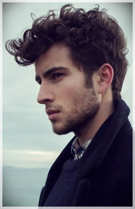 +100 Haircuts for Men 2018 2019 trends - 100 Haircuts for Men 2019 112