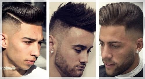 +100 Haircuts for Men 2018 2019 trends - 100 Haircuts for Men 2019 24