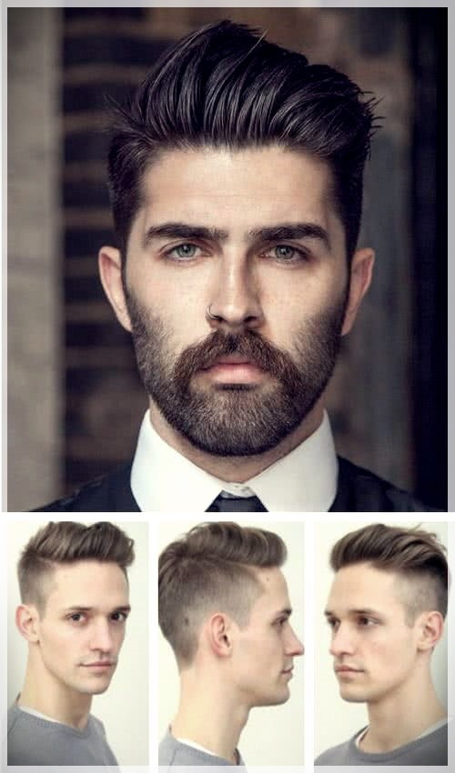 +100 Haircuts for Men 2018 2019 trends - 100 Haircuts for Men 2019 48