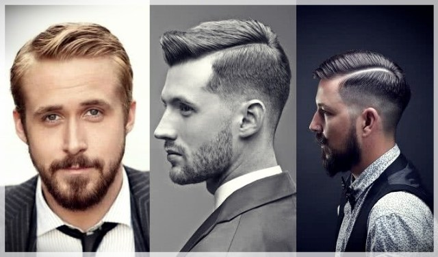 +100 Haircuts for Men 2018 2019 trends - 100 Haircuts for Men 2019 53