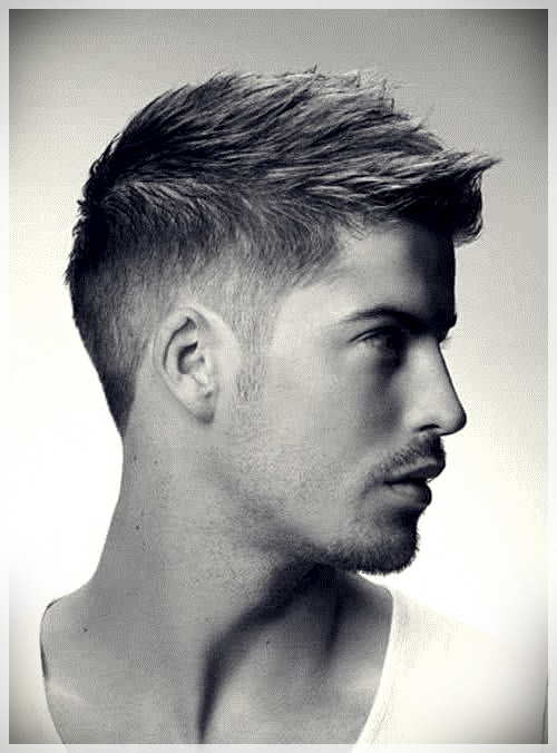 +100 Haircuts for Men 2018 2019 trends - 100 Haircuts for Men 2019 92