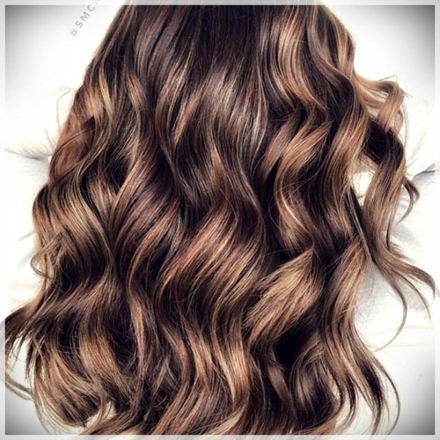 2019 brown hair: colors, cuts and shades for brown hair - 2019 brown hair 14
