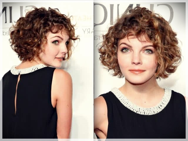 Haircuts for Round Face 2019: photos and ideas - Haircuts for Round Face 2019 19
