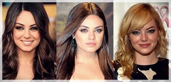 Haircuts for Round Face 2019: photos and ideas - Haircuts for Round Face 2019 28