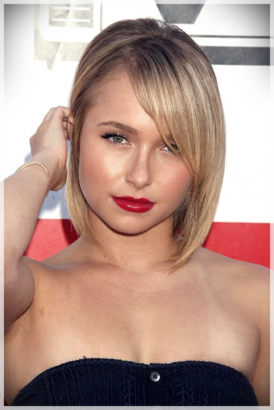 Haircuts for Round Face 2019: photos and ideas - Haircuts for Round Face 2019 36