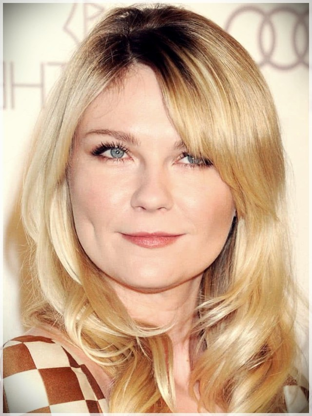 Haircuts for Round Face 2019: photos and ideas - Haircuts for Round Face 2019 45